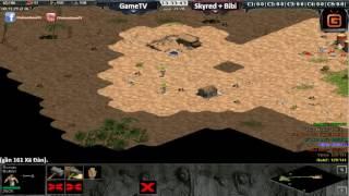 GameTV ---vs--- BiBi+Skyred Ngày 28/11/2016