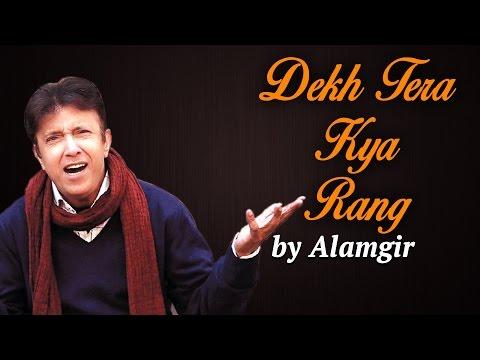 Alamgir Songs | Dekh Tera Kya Rang | Hit Pop Songs
