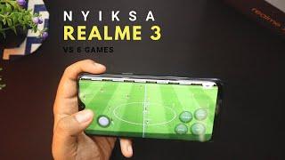 Layak Diajak Main Game? - Nyiksa Realme 3 Gaming Test