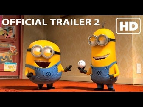 Despicable Me 2 is listed (or ranked) 10 on the list The Most Anticipated 2013 Films