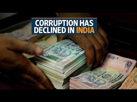 Corruption in public services has declined: CMS survey