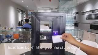 Autodoor - khoa cong dien tu AXL065