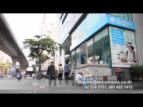 Liberty Square office space in Silom Rent 84,700 B/mth Sala Daeng BTS Silom MRT Bangkok