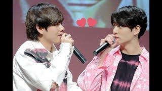 [ VKS ] Muôn chuyện thả thính tại Fansign của TaeHyung - JungKook ( VKook )