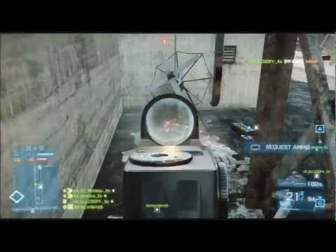 Battlefield 3 Conquest Domination Gameplay #2