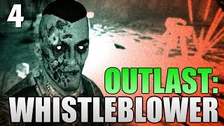 Outlast: Whistleblower. Серия Ужаса и Потрясений #4