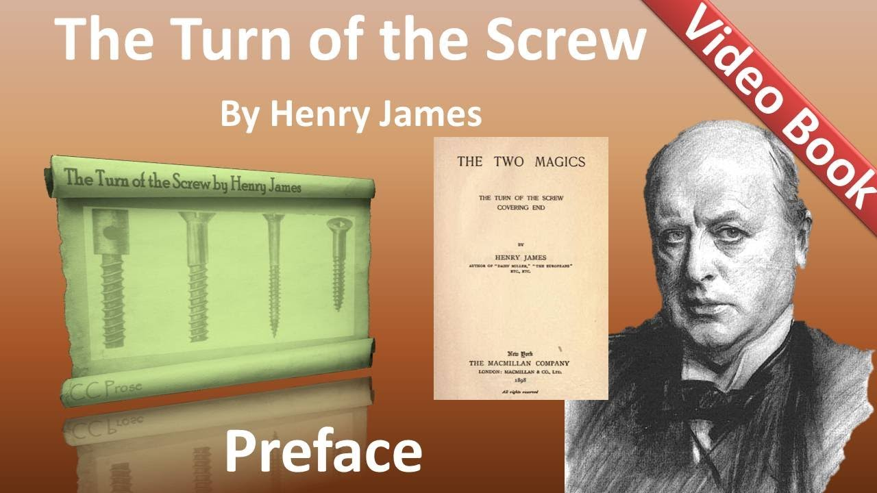 henry james turn of the screw essays