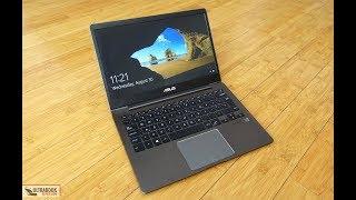 Asus ZenBook 13 UX331UN (i7 8550U, MX150) Review