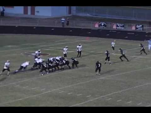 Undefeated 2010 Blue Ridge Middle School Football Offensive Highlights