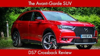 The Avant-Garde SUV: DS7 Crossback Puretech 225 Review