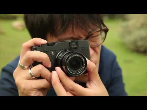 Fujifilm Finepix X10 Hands-on Review