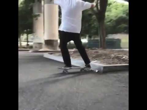 Sliding through with @strutang 🎥: @lovesickskateboards | Shralpin Skateboarding