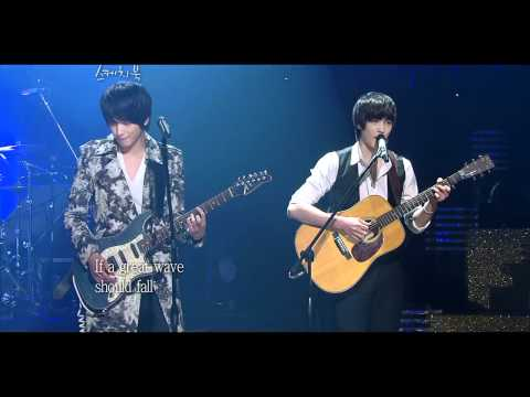 Cnblue - Wherever You Will Go (apr,22,2011) video