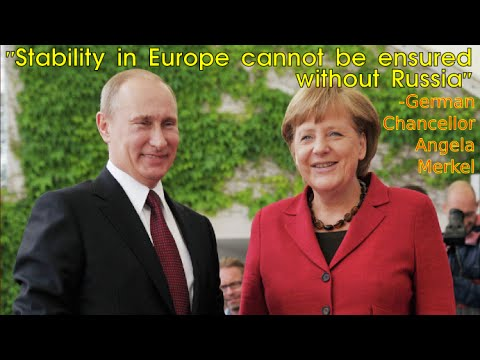 German Chancellor Angela Merkel: