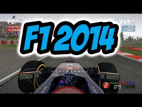 Modo desafío | Formula 1 2014 | PC Gameplay.