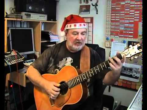 Apprendre à jouer Belle nuit, Sainte nuit à la guitare Finger Picking avecBuffalo Gil's