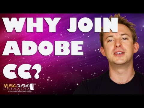 Adobe CC : 7 Reasons You Should Join Adobe Creative Cloud