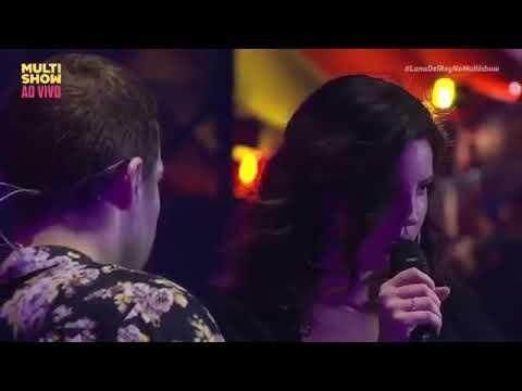 Lana Del Rey - Get Free (Live From Lollapalooza Brazil 🇧🇷) 2018 HD