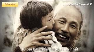 Xếp hạng 10 bài hát thiếu nhi Việt Nam xưa hay nhất thế kỷ 20