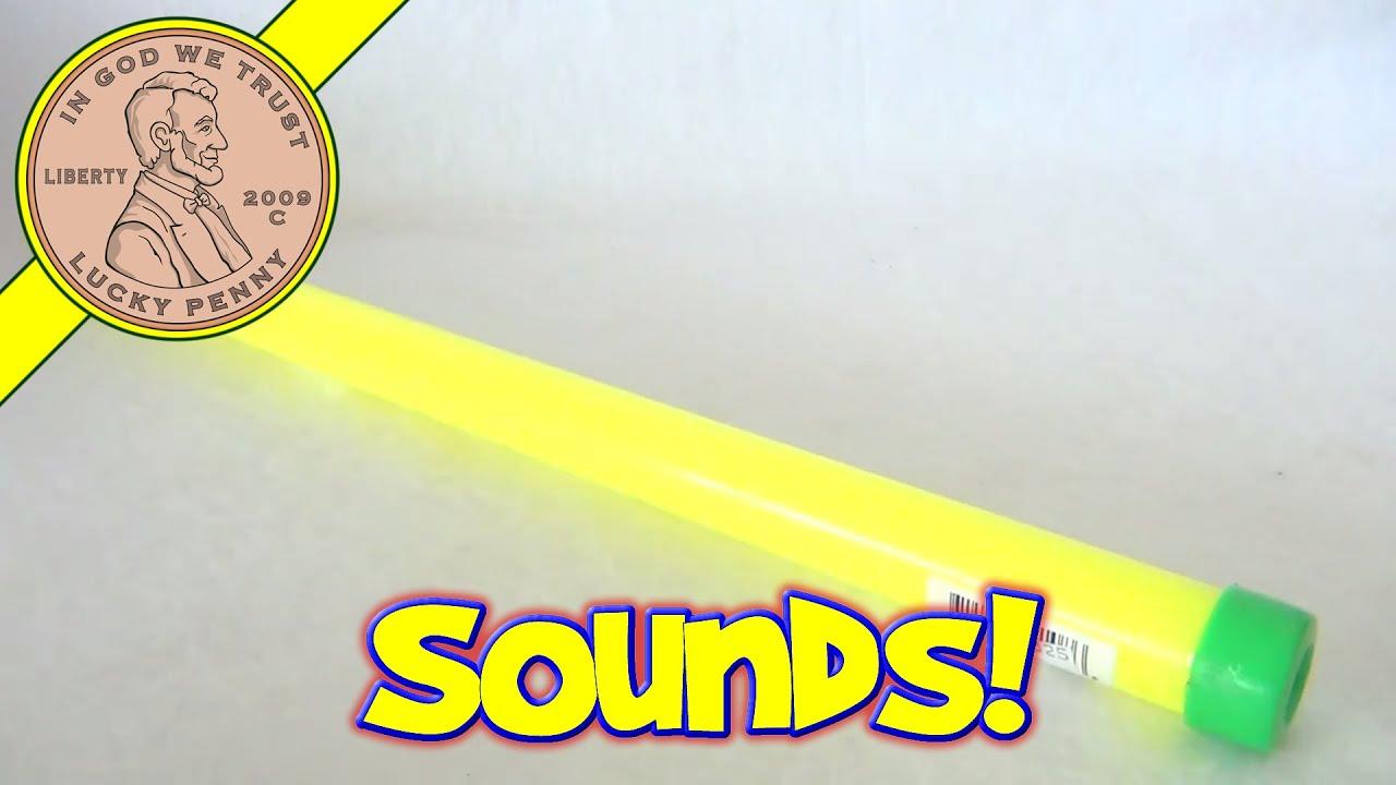 Novelty Cool Tubular Groaning Toy Noise Stick - YouTube