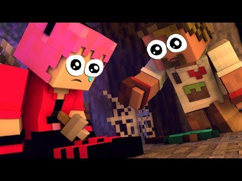 ХЕЙТЕРЫ ХОТЯТ МЕНЯ УБИТЬ!! BLOOD #8 Murder in Minecraft
