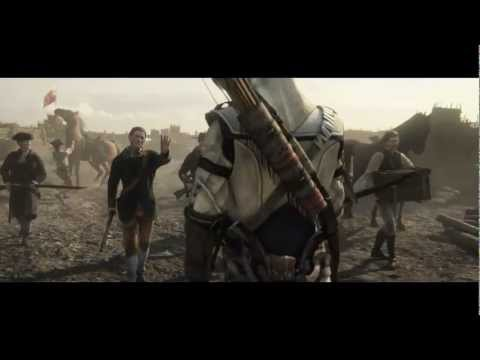 Assassin's Creed Iii Trailer Mv [too Late To Apologize - A Declaration] video