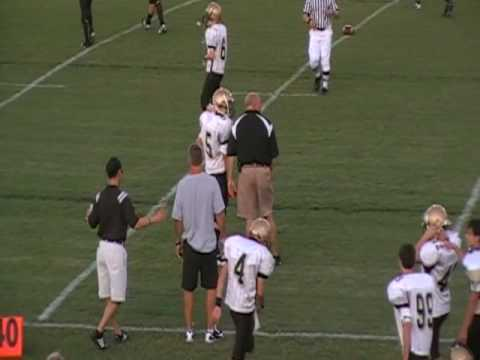 Bishop Moore Catholic High School Freshmen Football 2009 - Winning Drive!!