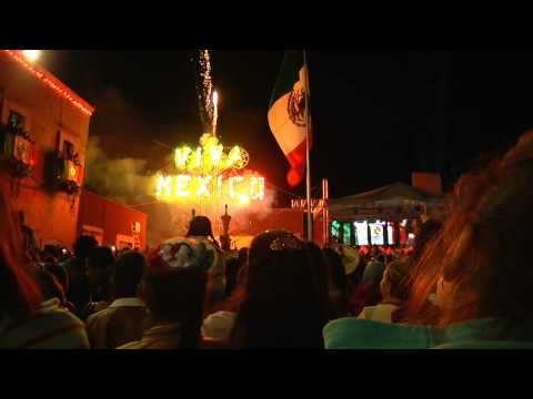 Grito de Independencia Fresnillo 2014