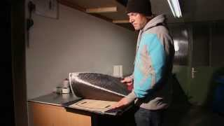 Weltneuheit: Völkl Wakeboard Produktion - Handmade in Germany -