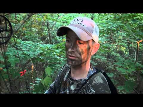 Toxic Broadhead deer kill 2013