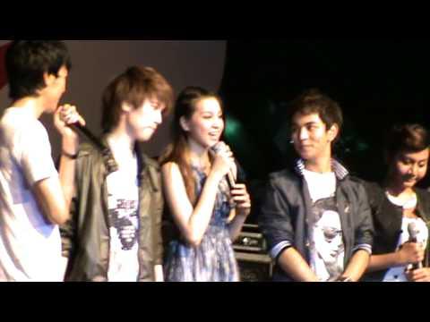 [FANCAM] 040710 Smile @ Ratchaprasong – เดอะสตาร์ 6 บอกรักแฟนๆ