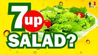 DIY 7Up Salad - Man Vs Pin