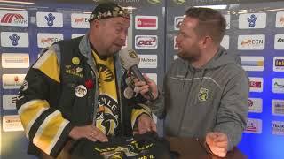 "Pinguine TV-Studio: ""Sambafahrt Augsburg, 26.11.2017"" 15.10.2017"