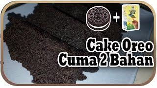 Resep Cake Oreo Sederhana Banget Hanya 2 Bahan
