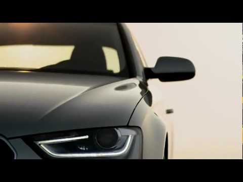 Audi A4 2013, обзор