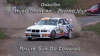 Hugo Moreira - Álvaro Vila | Bmw M3 E36 | Rally Sur do Condado 2019