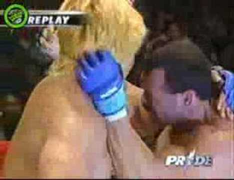 Don Frye vs Takayama Video
