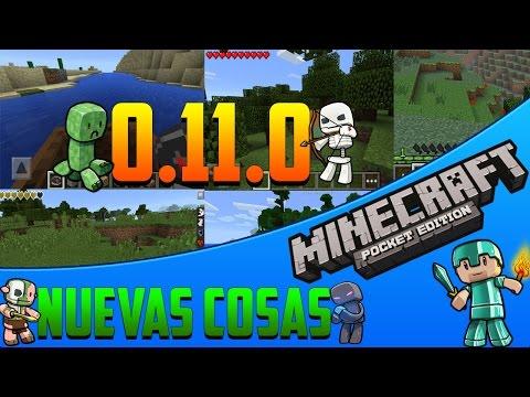 Ya Saldra Minecraft Pe 0.11.0 - TODO CONRFIRMADO - ULTIMAS NOTICIAS - FECHA DE SALIDA