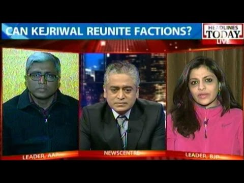 News Today At Nine: Is Aam Aadmi Party Imploding?