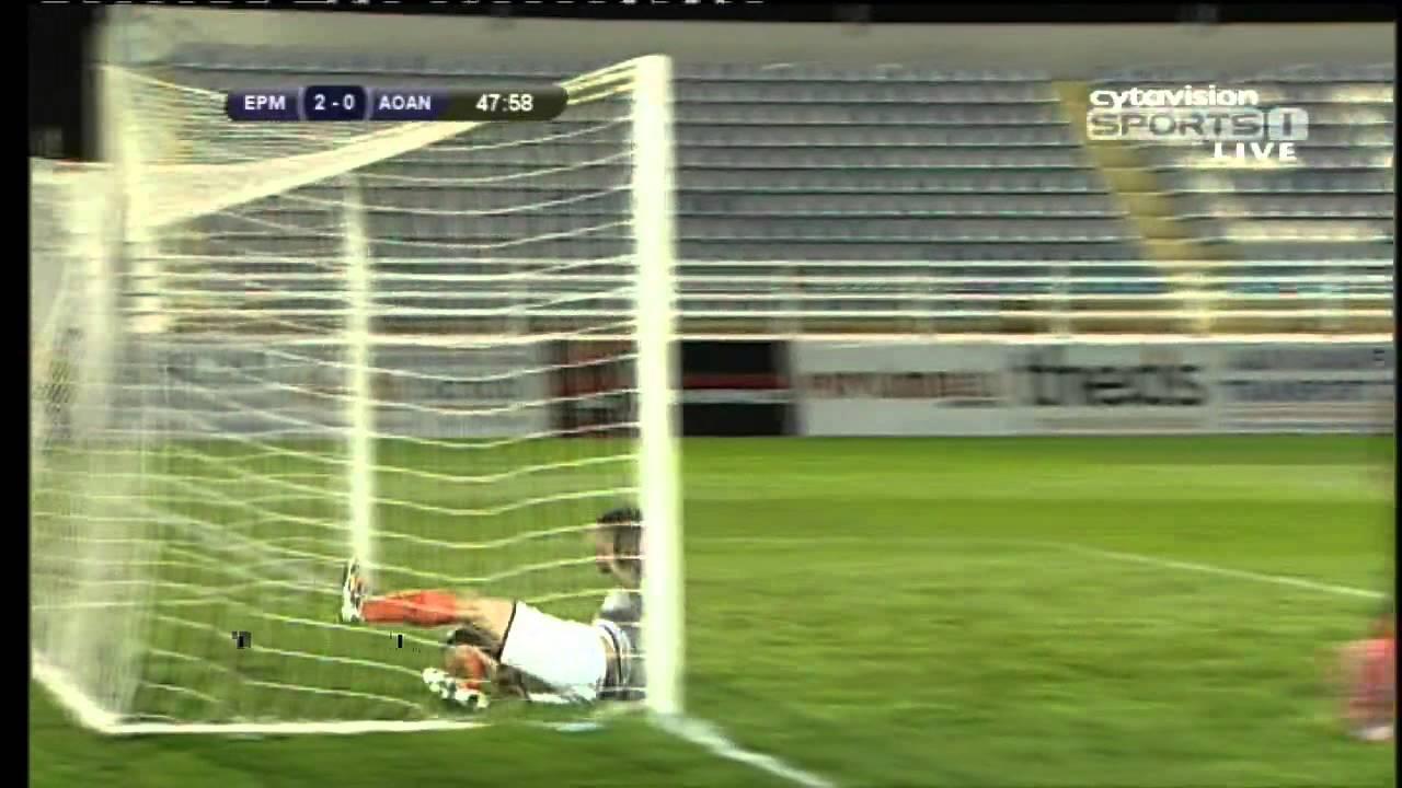 Ermis Aradippou 2-2 Agia Napa