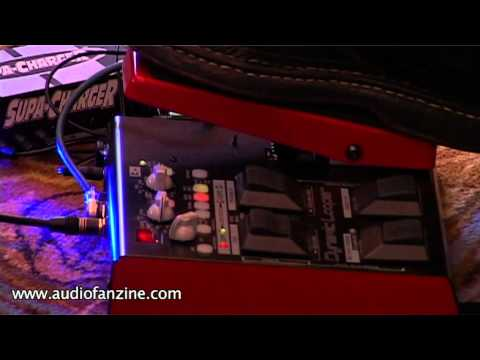 Vox VDL1 Looper Video Demo [NAMM 2011]