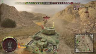 JAP HEAVIES-WoT Xbox: Road to Tier 10 S.2 Ep.1 (O-I)