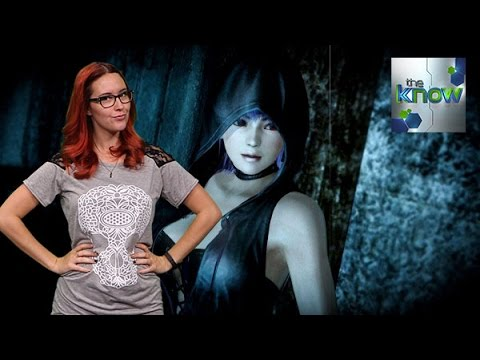 Fatal Frame Focuses On Its chest Wobble And Wet Clothes - The Know video