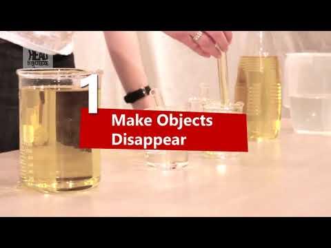 10 Wissenschaftliche Experimente, die Sie zu Hause mit Kindern machen können
