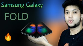 SAMSUNG FOLDABLE PHONE FULL REVIEW & SPECIFICATION | GALAXT FOLD |,Bangla,BengalTech