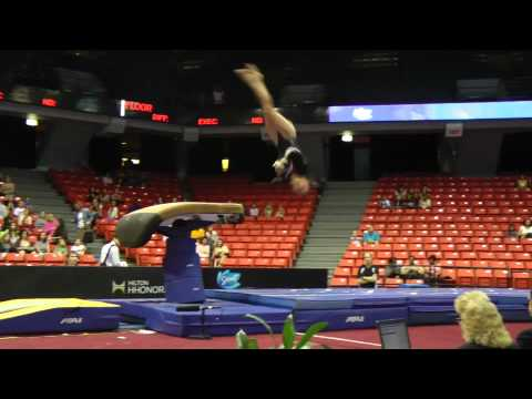Amelia Hundley - Vault - 2012 Secret U.S. Classic