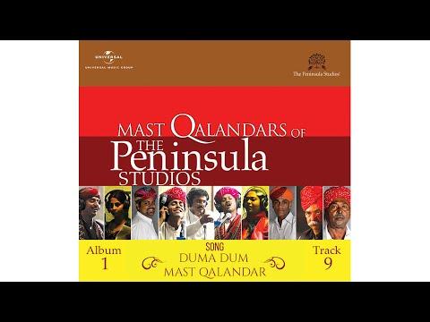 Duma Dum Mast Qalandar by the Mast Qalandars  The Peninsula...