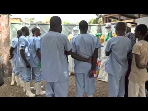 Ebola-Virus verbreitet sich weiter | Journal