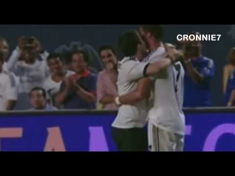 Cristiano Ronaldo Vs Chelsea 08/08/2013 - International Champions Cup 2013
