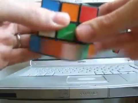 Como resolver um cubo mágico bem rápido (menos de 30s)